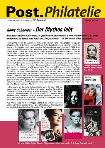 Romy Schneider – Der Mythos lebt