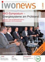 IWO-News 3/2008 - IWO-Österreich
