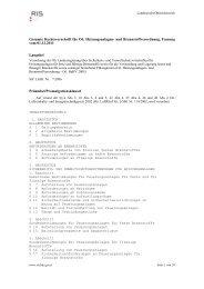 Gesamte Rechtsvorschrift für Oö. Heizungsanlagen ... - IWO-Österreich
