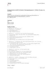 Gesamte Rechtsvorschrift für Kärntner ... - IWO-Österreich