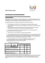 IWO - OÖ Luftreinhalte und Energietechnikgesetz 2012