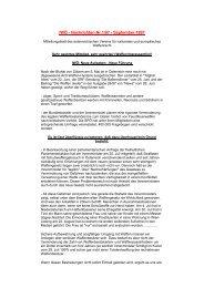 IWÖ - Nachrichten Nr.1/97 - September 1997