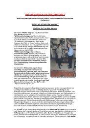 IWÖ - Nachrichten Nr.1/98 - März 1998 Folge 3 Sollen wir ...