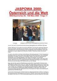 Österreich und die Welt - Interessengemeinschaft liberales ...