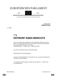 Entwurf für eine Richtlinie zum Erwerb und Besitz von Waffen, 7.11 ...