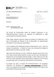 GZ.: BMI-VA1900/0080-III/3/2012 Wien, am 14. Juni 2012 An alle ...