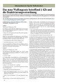 IWÖ - Interessengemeinschaft liberales Waffenrecht in Österreich - Seite 6