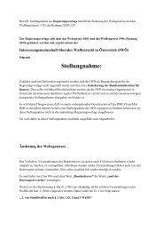 Stellungnahme: - Interessengemeinschaft liberales Waffenrecht in ...