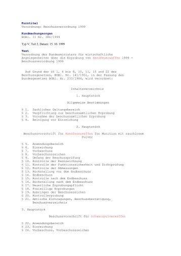 Beschussverordnung 1999.pdf
