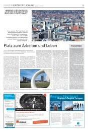 Sonderveröffentlichung Heuer Dialog Stuttgarter Zeitung