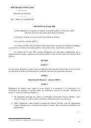 Réf. : 2008-16711 DSSFT/CEJ DÉCISION du 19 mai - Ixarm
