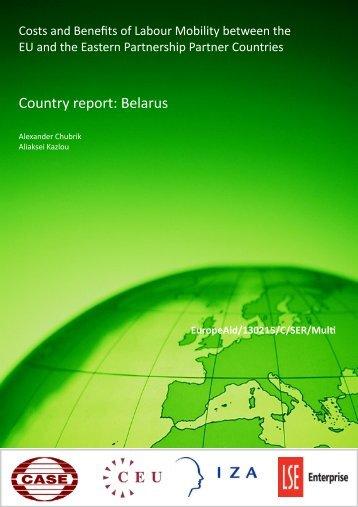 Country report: Belarus - IZA