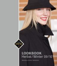 Lookbook Herbst/ Winter 09/10