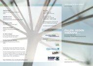 Fachtag P.R.T 2012.indd - Initiative zur sozialen Rehabilitation eV