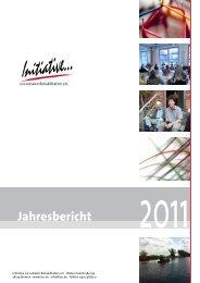 Jahresbericht - Initiative zur sozialen Rehabilitation eV