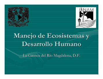 Cuenca del Rio Magdalena - Facultad de Estudios Superiores ...