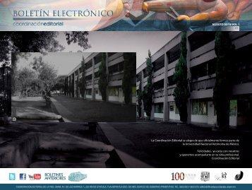 nuevo ingreso - UNAM