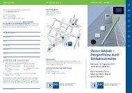 Energieeffizienz durch Gebäudeautomation - IHK für München und ...