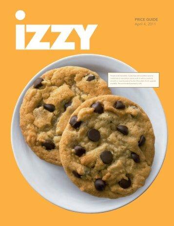 izzy Price Guide - Izzy+