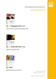 Die erste Wahl für professionelle Bildschärfung. nik Sharpener Pro 2.0