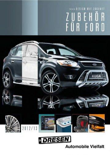 Ford Katalog 2012 - Dresen Gruppe