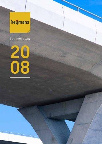 Heijmans Jaarverslag 2008
