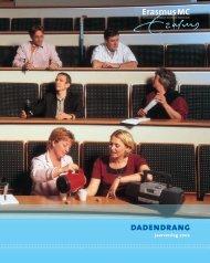 Jaarverslag 2002 - Erasmus MC