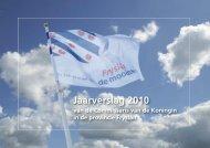Download jaarverslag Provincie Friesland ... - Jaarverslag.com