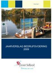 Download jaarverslag Waterschap Groot Salland ... - Jaarverslag.com