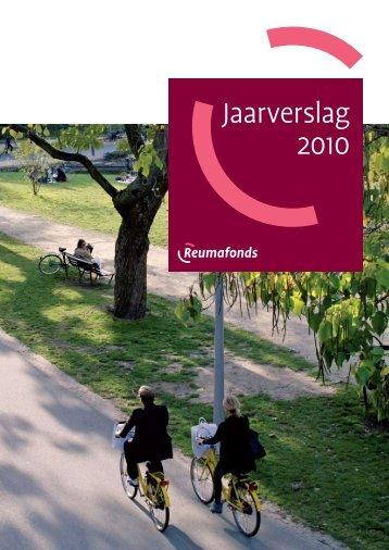 Jaarverslag 2010 - Reumafonds