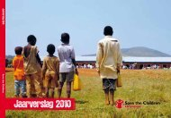 Download jaarverslag Save the Children ... - Jaarverslag.com