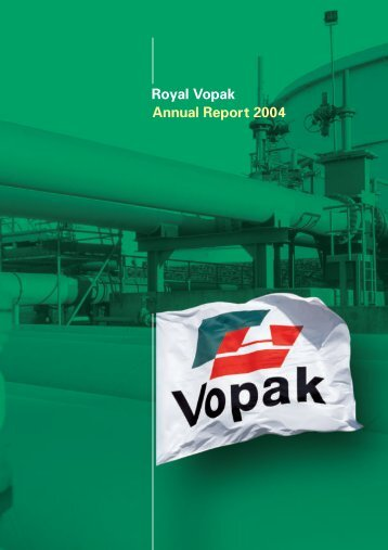 Annual Report 2004 - Vopak