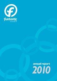 Funtastic Annual Report 2010 FINAL