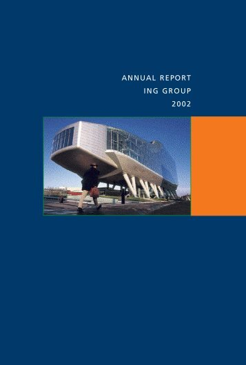 ANNUAL REPORT ING GROUP 2002 - ING.com