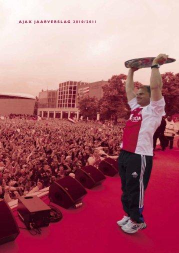AJAX JAARVERSLAG 2010/2011