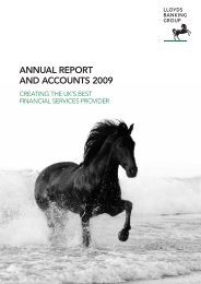 ANNUAL REPORT AND ACCOUNTS 2009 - Jaarverslag.com