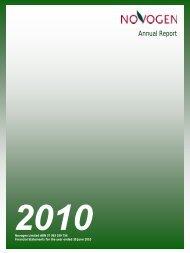 Annual Report - Jaarverslag.com