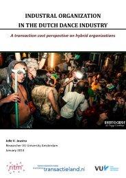 Industrial-Organization-in-the-Dutch-Dance-Industry-27-01-2014-rapport-1