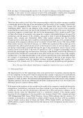 Analysis of the influence of the cultural entrepreneur on the success ... - Page 3