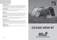 OCEAN VIEW RT - Jack Wolfskin