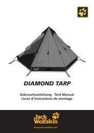 diamond Tarp - Jack Wolfskin
