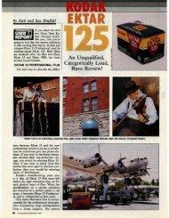 Kodak Ektar 125 - Jack and Sue Drafahl