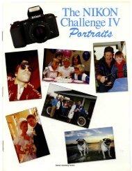 Nikon Challenge 4 - Jack and Sue Drafahl