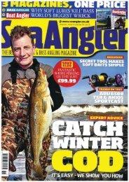 Sea Angler 23 Dec - Jack Link's Meat Snacks