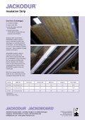 JACKODUR insulation strips - Jackon Insulation - Page 2