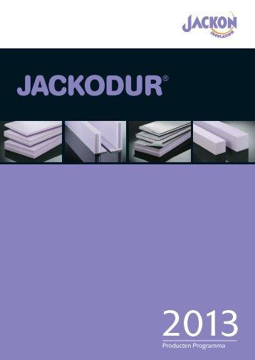 JACKODUR Producten Programma - Jackon Insulation