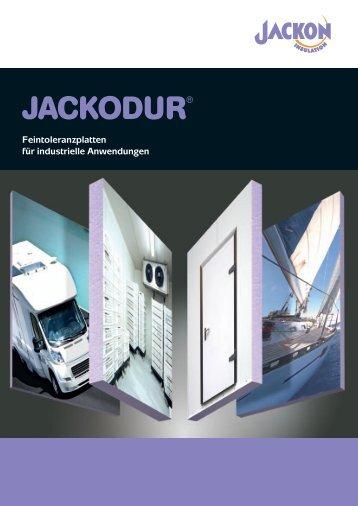 JACKODUR Feintoleranz - Jackon Insulation