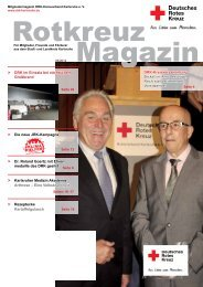 Rotkreuz Magazin 2012 3 web - DRK Kreisverband Karlsruhe