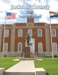 2009 Year End Report – Jackson County - Jacksongov.org