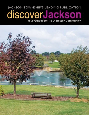 Discover Jackson - Jackson Township, Stark County, Ohio